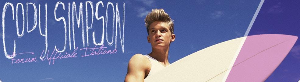 Cody Simpson - Forum Ufficiale Italiano