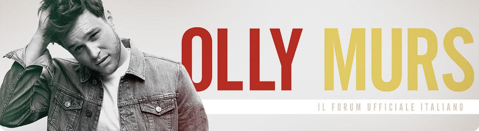 Olly Murs - Il forum dei fan italiani